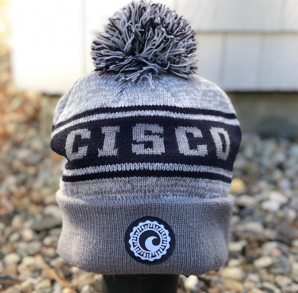 CISCO BREWERS VINTAGE BEANIE
