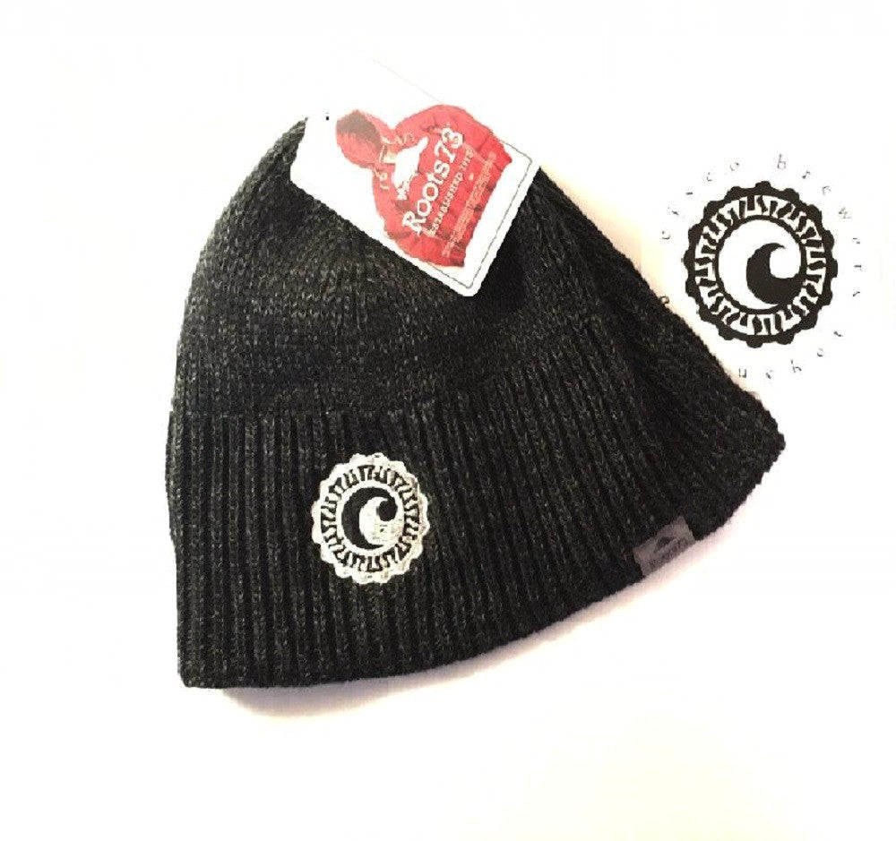 CISCO BREWERS RIBBED BEANIE FROM ROOTS