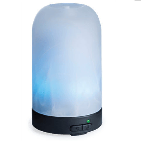 Frosted Glass Ultrasonic Mist Diffuser