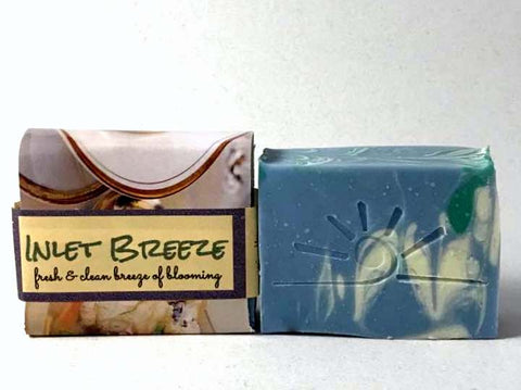 Inlet Breeze Handmade Soap