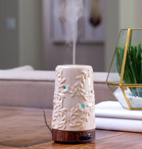 Ultrasonic Mist Diffuser - Flourish