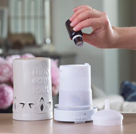 Copy of Ultrasonic Mist Diffuser - Mind, Body & Soul