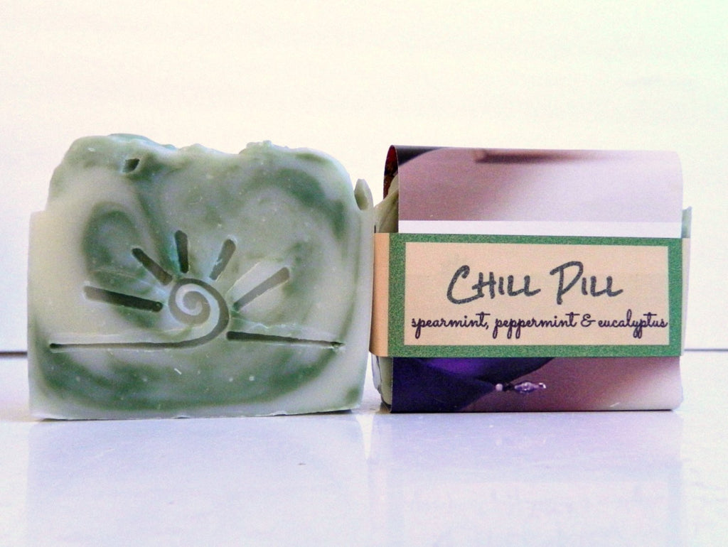Chill Pill - Handmade Soap