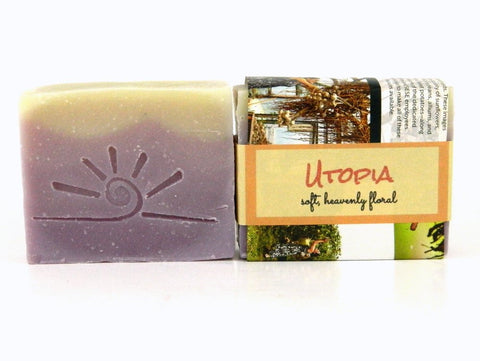 Utopia - Heavenly Scented Soap