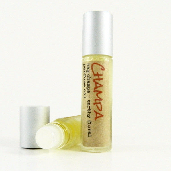 Champa Scented Roll-On Perfume