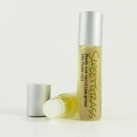 Sweetgrass Scented Roll-On Perfume