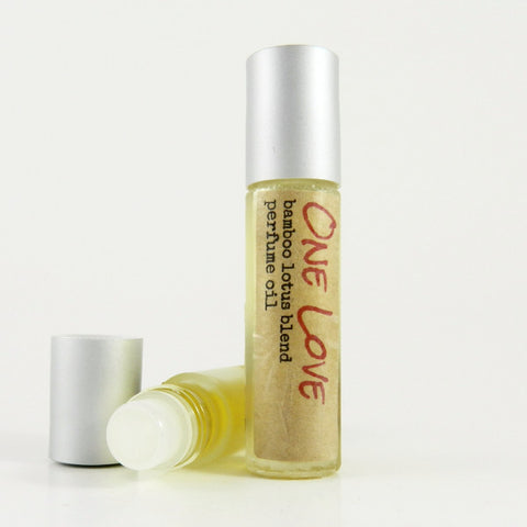 One Love Scented Roll-On Perfume