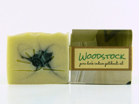 Woodstock - Patchouli Essential Oil Soap