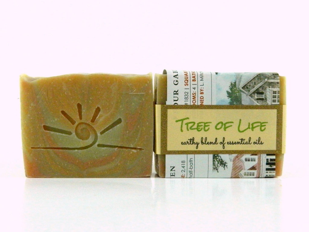Tree of Life - Earthy Blend Essential Oil Soap