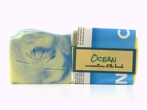 Ocean - Fresh and Clean Handmade Soap