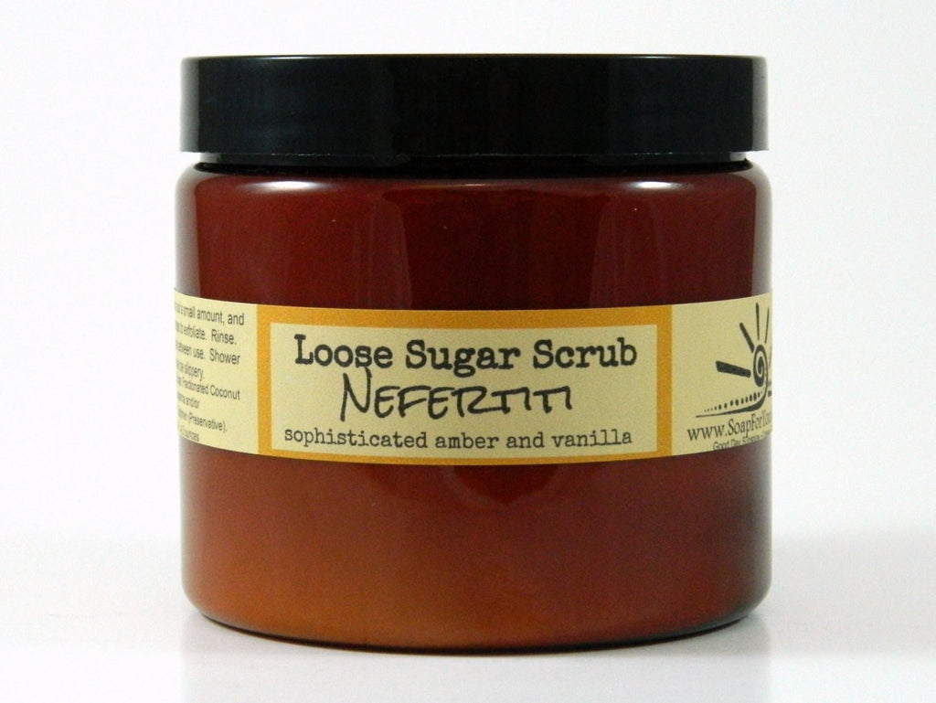 Nefertiti Sugar Scrub