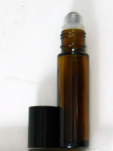 10 ml Amber Roll On Bottle