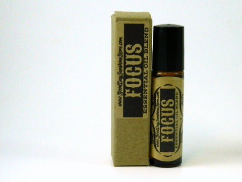 Focus - Essential Oil Blend Roll On