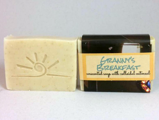 Granny's Breakfast - Oatmeal Soap