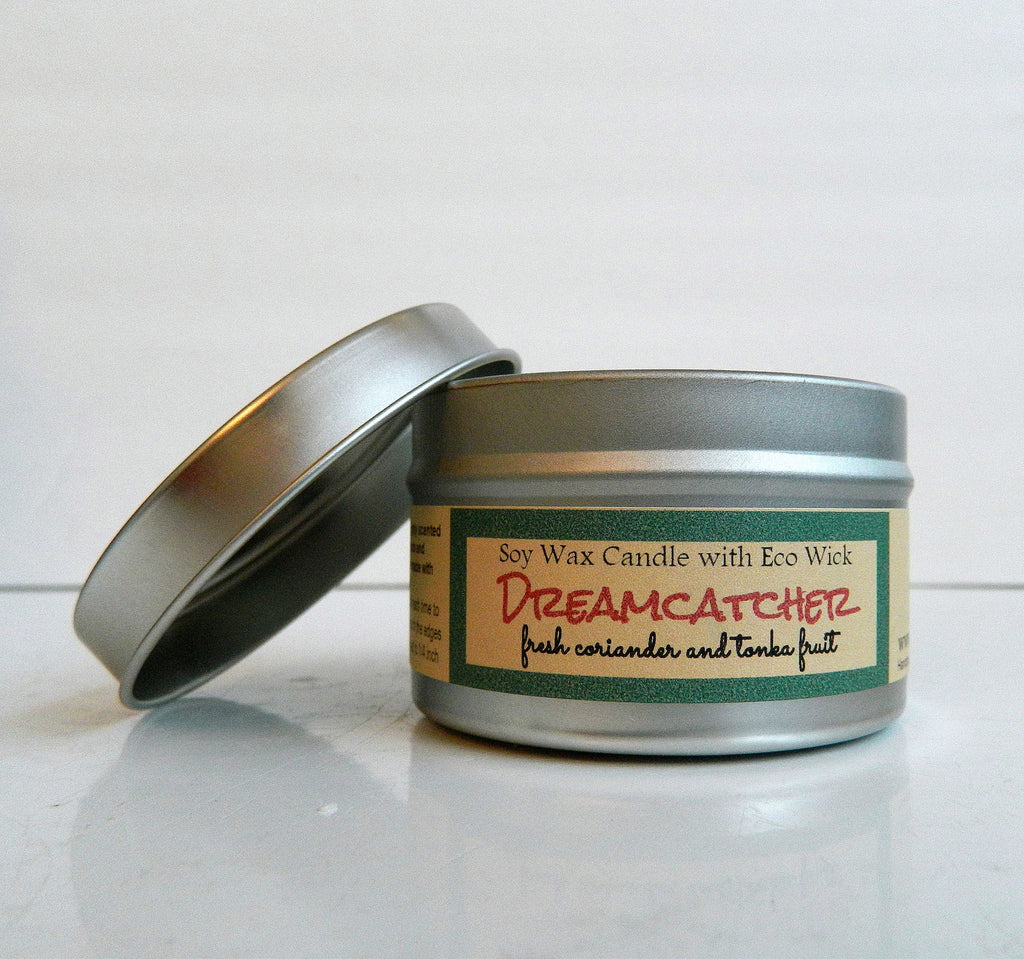 Dreamcatcher Scented Soy Wax Candle