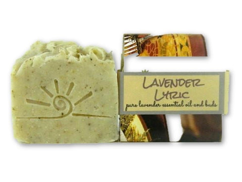 Lavender Lyric- All Natural Lavender Soap