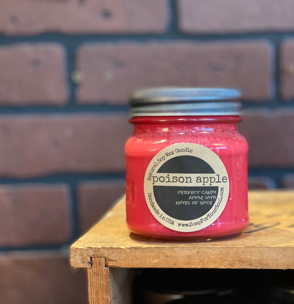 Poison Apple Scented Specialty Soy Candle