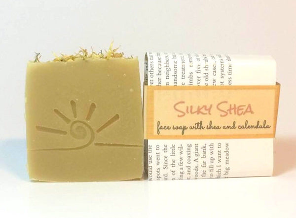 Silky Shea Butter Soap - Nourishing Recipe with Calendula