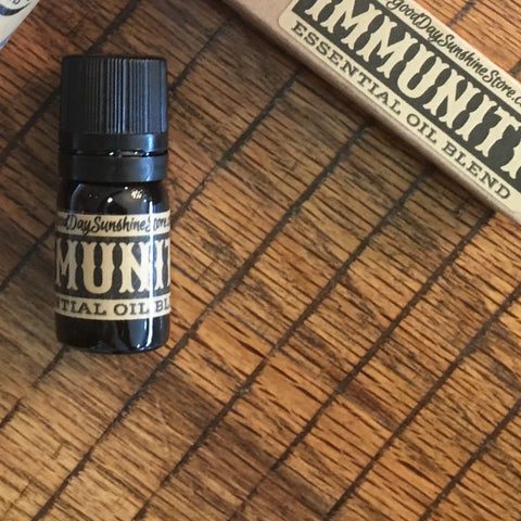 Immunity Pure Essential Oil Blend