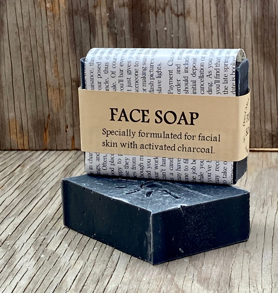 FACE Soap - Activated Charcoal Soap