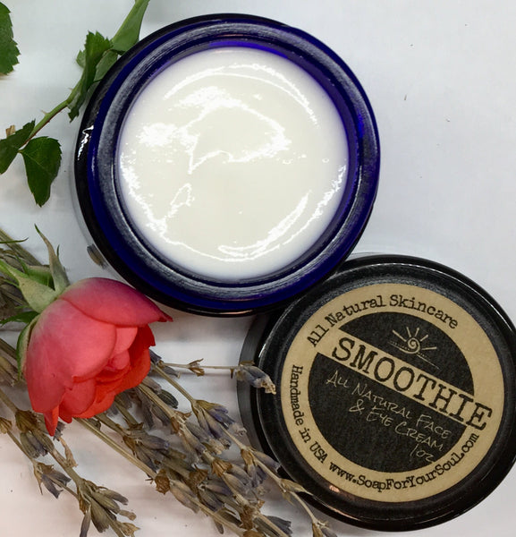 Smoothie - Eye and face cream