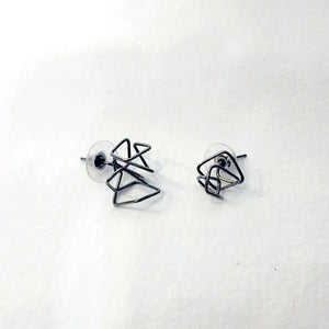 Wire Ear Ring - phenotypsetter, fashion designer label, unisex, women, accessories