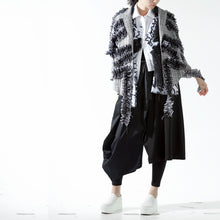 Load image into Gallery viewer, Jacket - Z Ruffle - phenotypsetter, fashion designer label, unisex, women, accessories