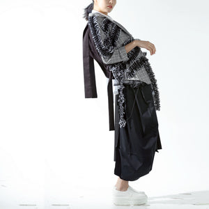 Jacket - Z Ruffle - phenotypsetter, fashion designer label, unisex, women, accessories