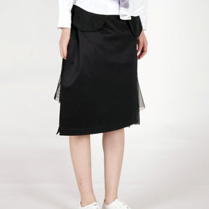 Skirt - Tulle in a Pencil Skirt