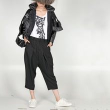 Load image into Gallery viewer, Trousers - Wide Pleats - phenotypsetter, fashion designer label, unisex, women, accessories