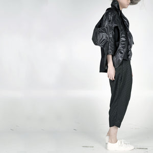Trousers - Wide Pleats - phenotypsetter, fashion designer label, unisex, women, accessories