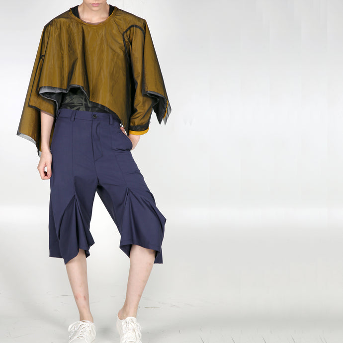 Trousers – Elevated Hem - phenotypsetter, fashion designer label, unisex, women, accessories