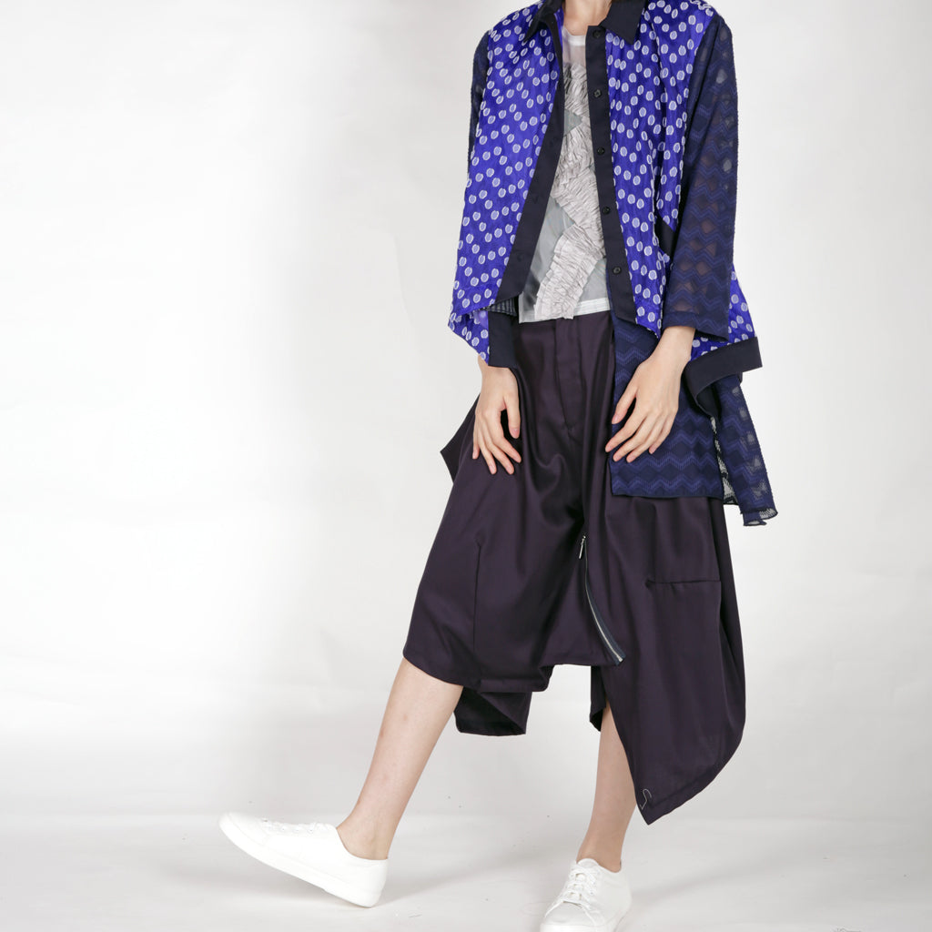 Pants – Wide Angular - phenotypsetter, fashion designer label, unisex, women, accessories