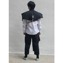 Load image into Gallery viewer, Cape - Shirt Cutout (Padded) - phenotypsetter, fashion designer label, unisex, women, accessories