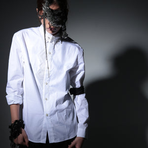 Shirts – Wire Bow Tie - phenotypsetter, fashion designer label, unisex, women, accessories