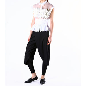 Shirt - Origami Fold - phenotypsetter, fashion designer label, unisex, women, accessories