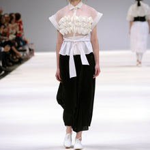 Load image into Gallery viewer, Shirt - Origami Fold - phenotypsetter, fashion designer label, unisex, women, accessories