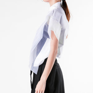 Shirt - Organza Layers - phenotypsetter, fashion designer label, unisex, women, accessories