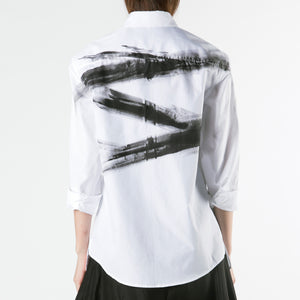 Shirt Hand-painted Strokes - phenotypsetter