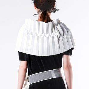 Cape Heat Fold - phenotypsetter, fashion designer label, unisex, women, accessories