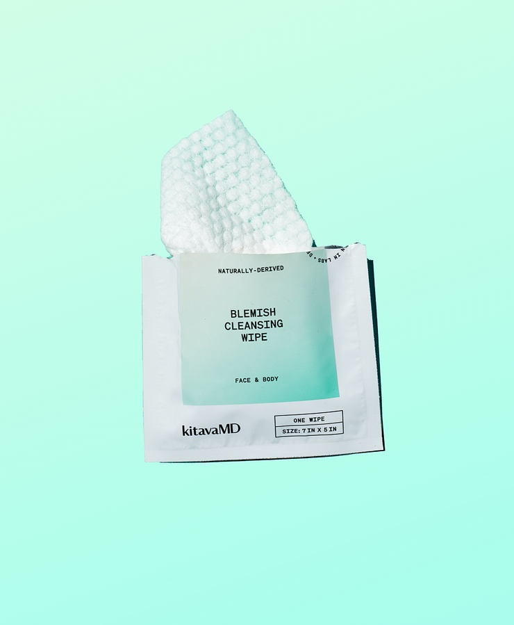 Blemish Cleansing Wipes