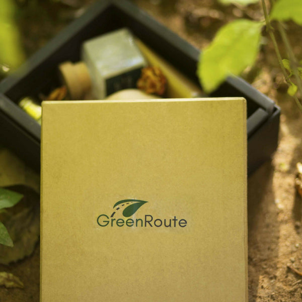 2 Boxes (4 month subscription/Free Shipping) - GreenRoute, beauty box, India, natural products