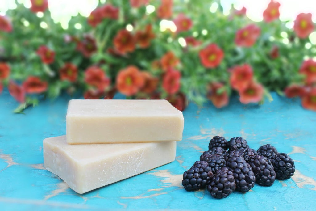Blackberry Bliss Soap