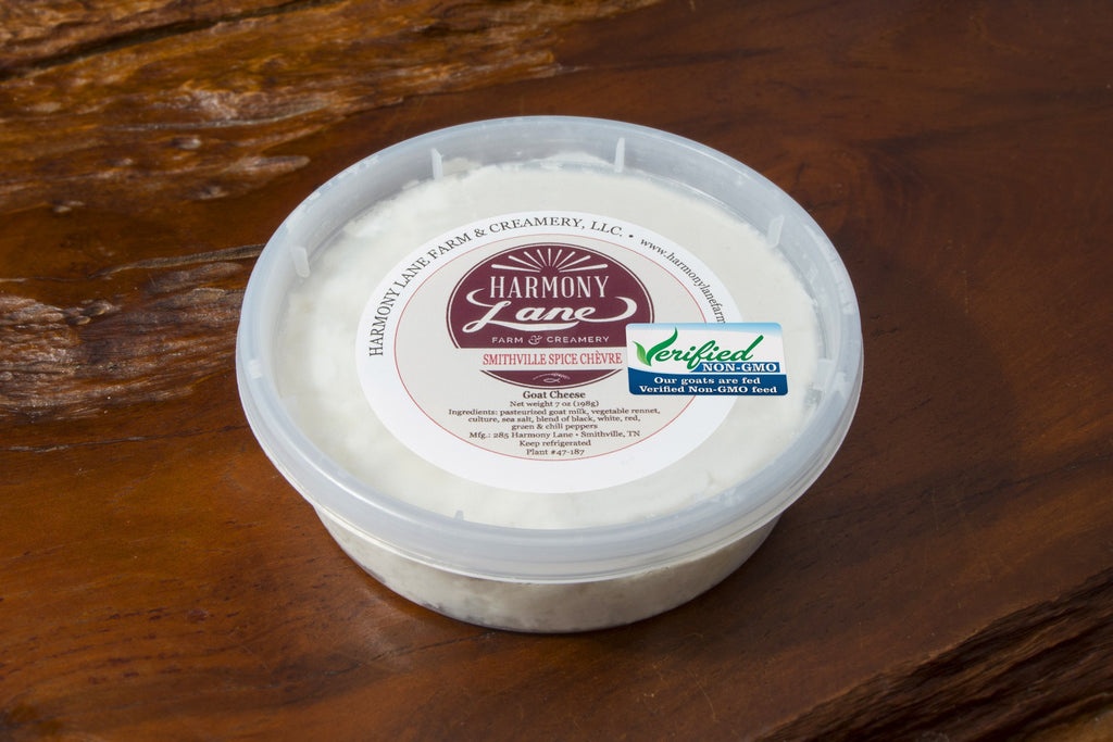 ~~SOLD OUT~~Smithville Spice Chèvre