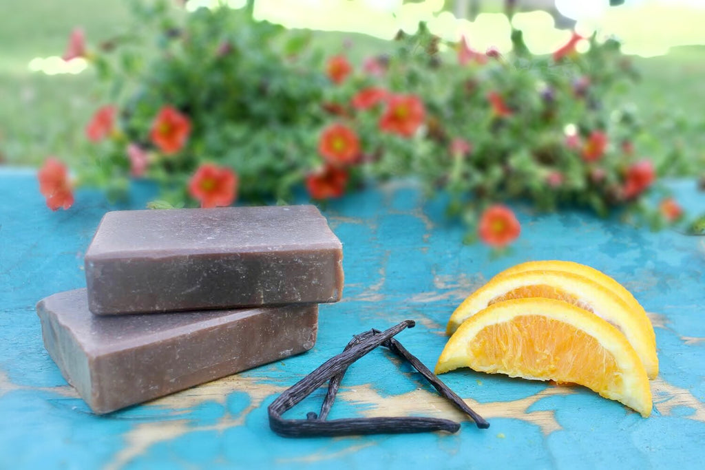 Fresh Vanilla Orange Soap