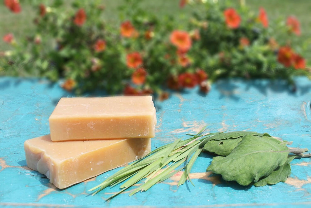 Lemongrass and Patchouli Soap