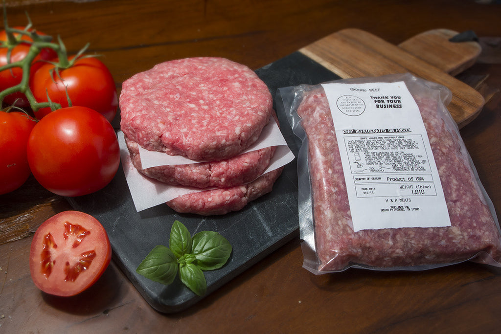 Farm Fresh Ground Beef