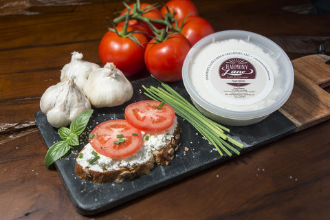 ~~SOLD OUT~~Fresh Chèvre Goat Cheese