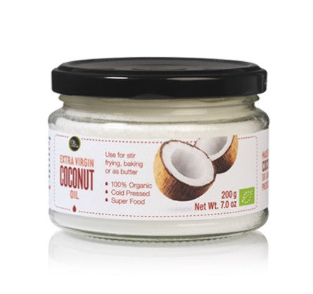 Coconut Oil - Premium Cold Pressed