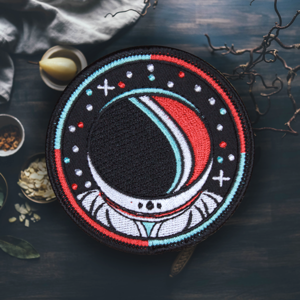 Space Astronaut Patch